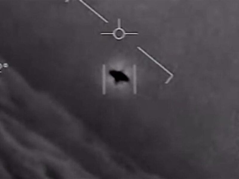 Pentagon officials are remaining slightly tight-lipped on the subject of UFOs. Are they real? Here's everything we know.