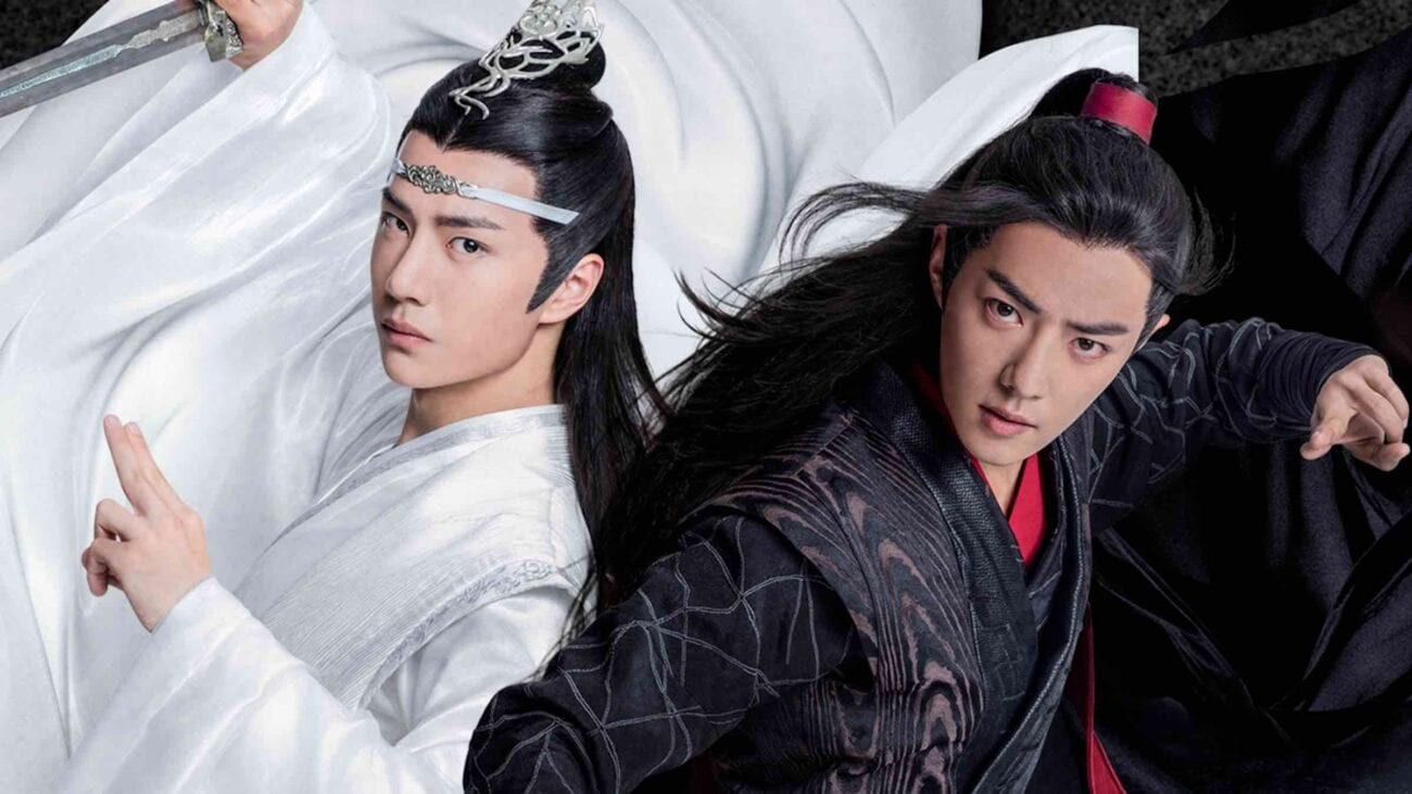 'The Untamed' is the story of Wei Wuxian & Lan Wangji. Here are just some of our favorite WangXian moments that will make you swoon!