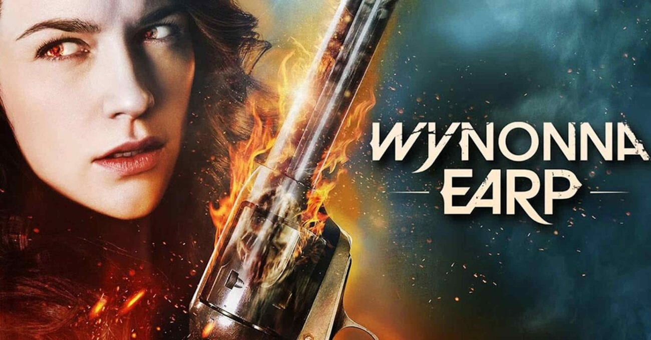 'Wynonna Earp' is finally back with a rip-roaring new story filled with action and humor. Melanie Scrofano spills the tea on season 4.