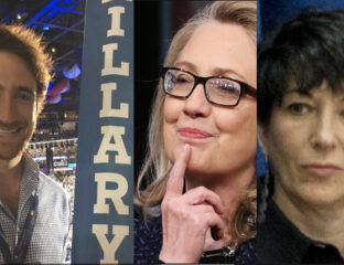 Was Ghislaine Maxwell's nephew really hired by Hillary Clinton? Explore their connection and what this could mean for the 2020 election here.