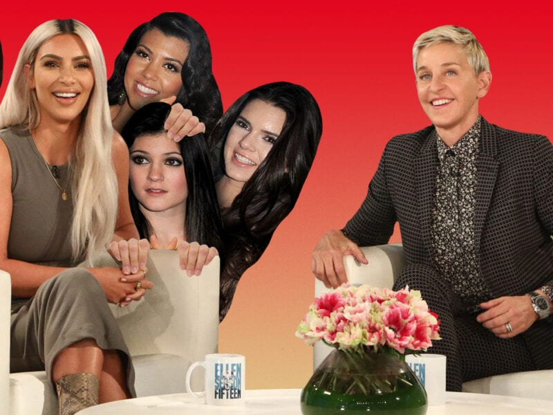 Is the Kardashian family kissing their friendship with Ellen goodbye? Learn about how one little t-shirt sale could cause a big fallout.