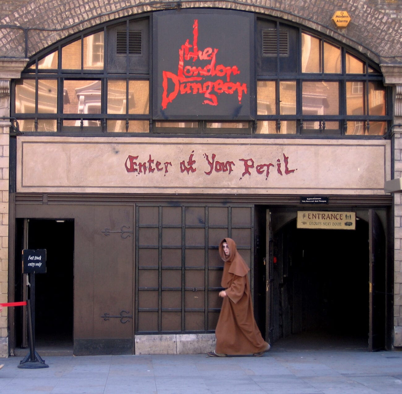 Do you share your name with a famous serial killer? The London Dungeon may have a deal for you! Learn about their macabre promotion and its controversy.