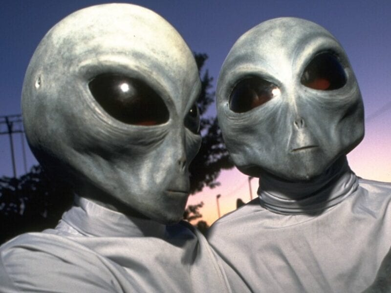 Are we alone in this vast universe? Here are some fascinating alien pictures that'll convince you aliens are real – and they may have found us already.