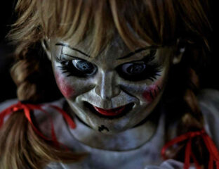 Is that a pair of lifeless eyes watching you from the shadows? Find out if the real Annabelle from 'The Conjuring' has escaped from her museum to haunt you.
