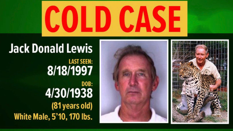 It seemed like the mystery around Carole Baskin's husband's disappearance was case closed. But police have reopened Don Lewis's case.