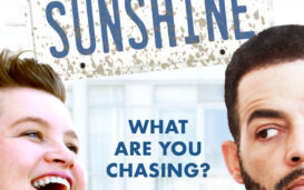 Darren Coyle has spent a decade in TV, but he's stepping into the world of feature film by directing 'Chasing Sunshine'.