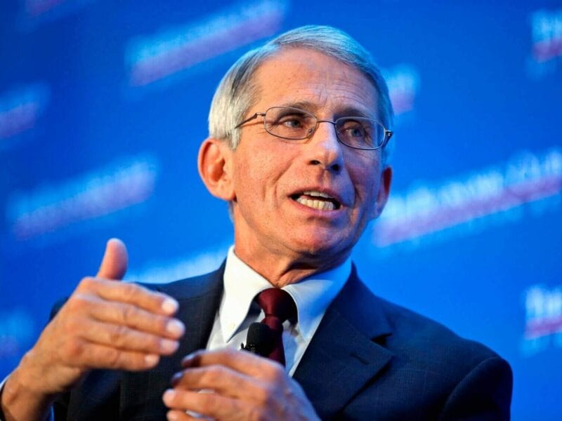 Coronavirus has made this year more difficult for everyone around the world. Here's what Dr. Fauci has said about the vaccine and potential cure.