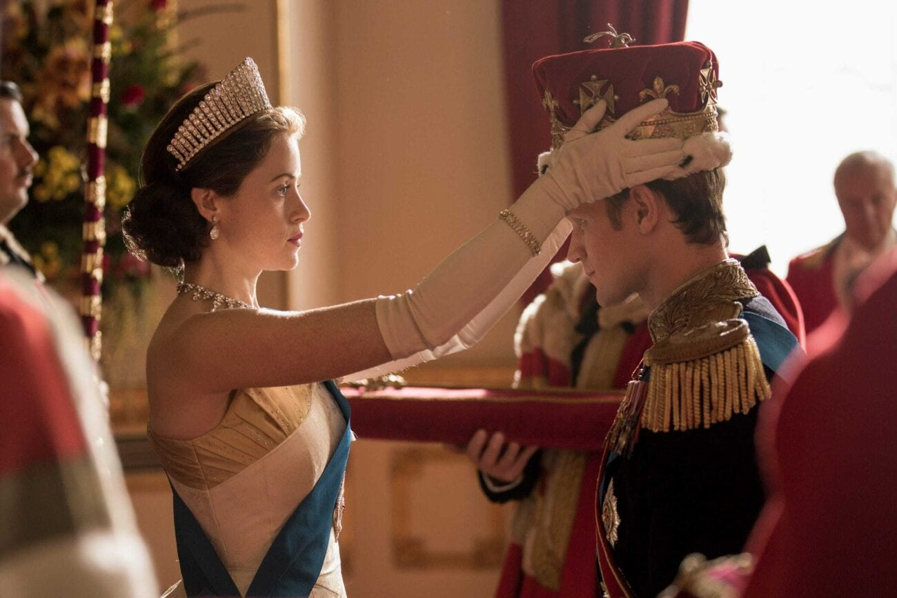 'The Crown' on Netflix has condensed decades of royal history into 3 fascinating seasons of television. Will Meghan and Harry make an appearance?