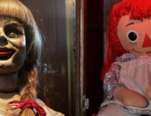 Are you curious about what the real Annabelle doll has been up to in quarantine? Well, it turns out she's been a little busier than expected.