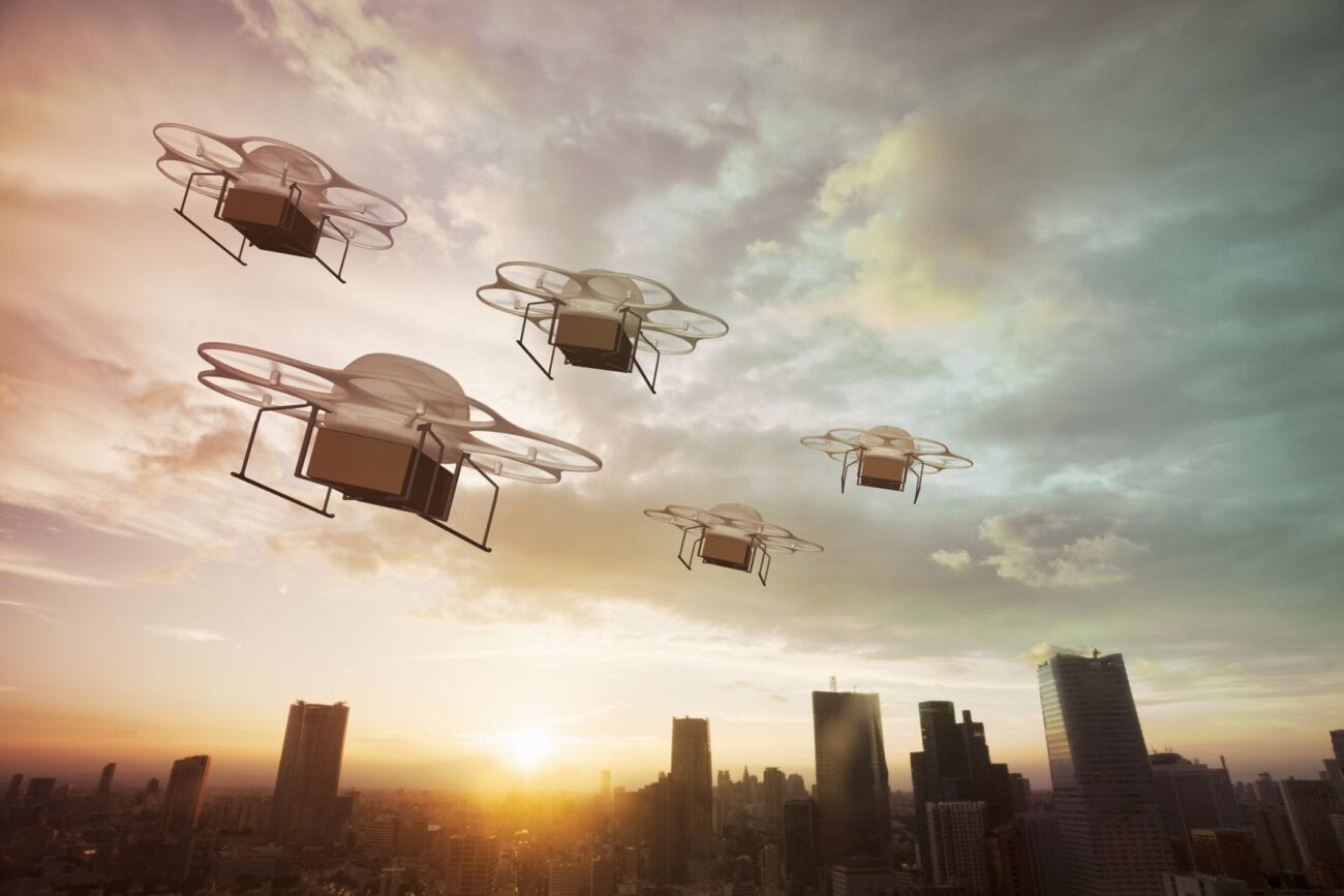 Amazon is now certified to deliver packages by drone. What will Amazon's drone system look like – and what does this advancement mean for the economy?