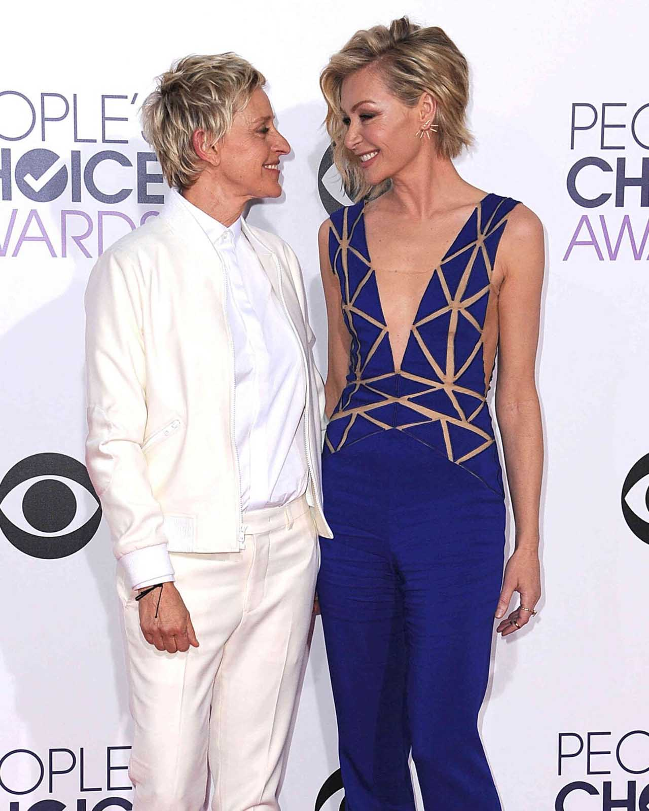 As all the accusations about Ellen DeGeneres being mean keep flying around, everyone is curious what her wife Portia thinks of all the allegations.