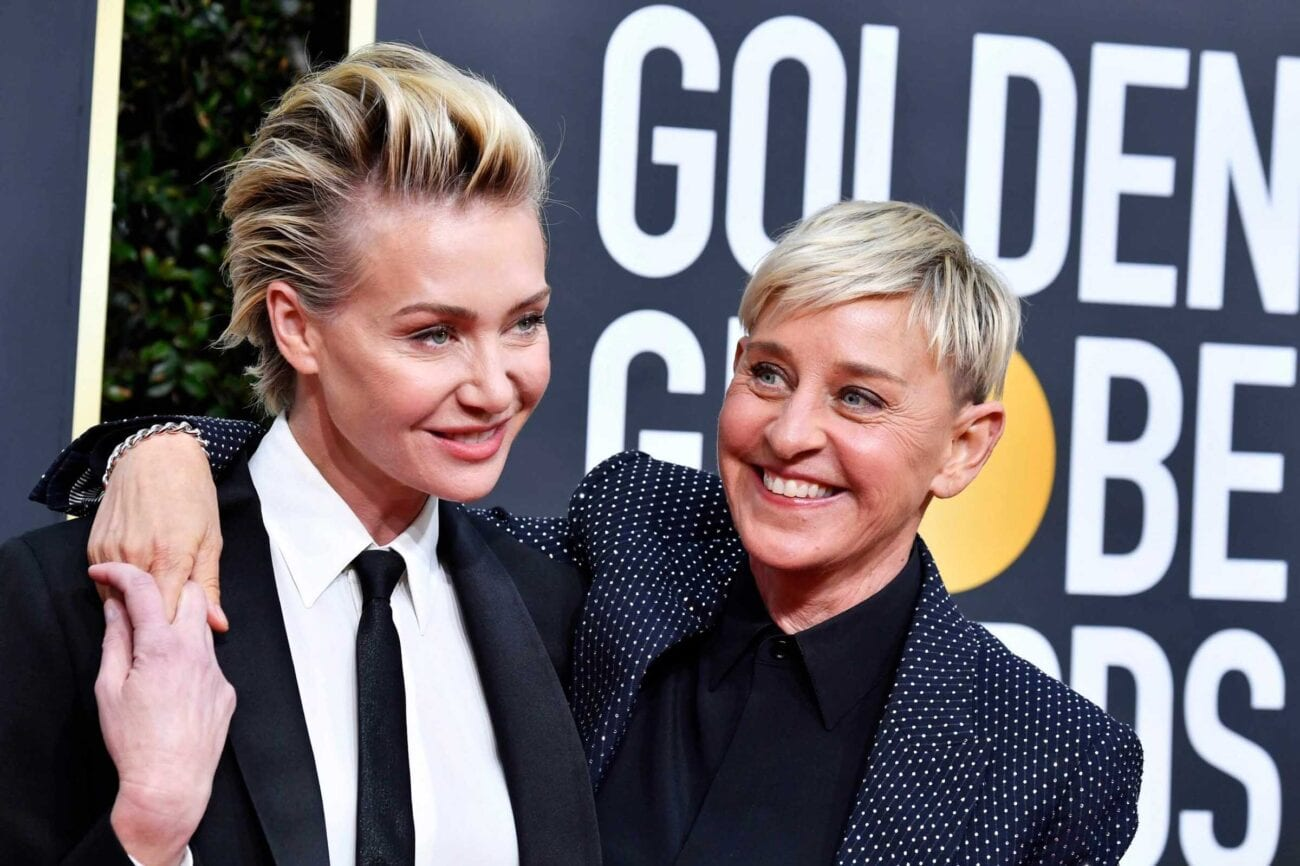 Neither Ellen DeGeneres or her wife Portia de Rossi acknowledged their wedding anniversary on social media this year. What's up with their marriage?