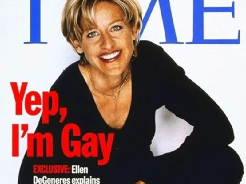 Ellen DeGeneres's name has been everywhere lately. Is Ellen actually mean? Let's take a look at some of DeGeneres's complicated, trailblazing past.