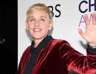 Ellen DeGeneres's