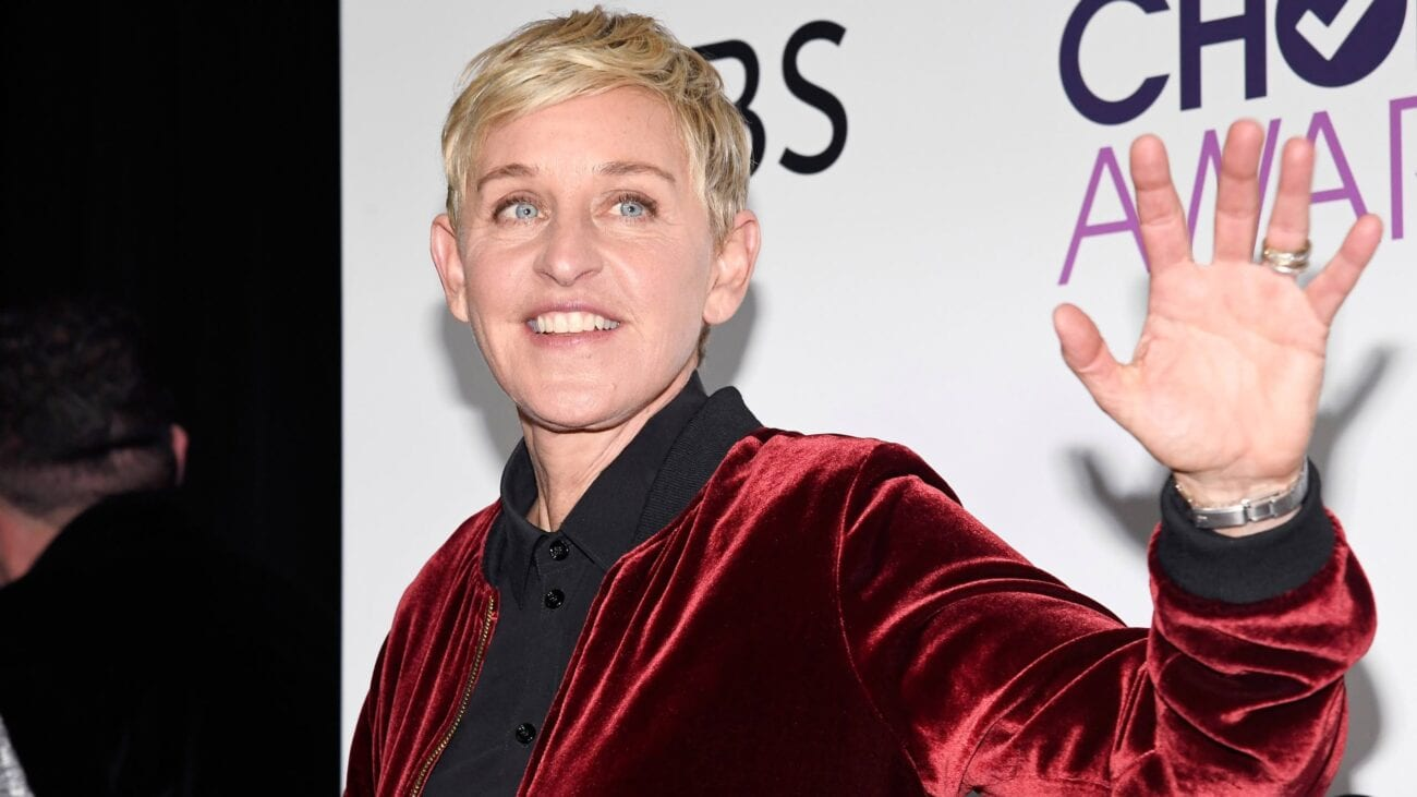 Ellen Degeneres and her wife Portia were hit by a burglar back in July, but the police are telling their neighbors it was an inside job.
