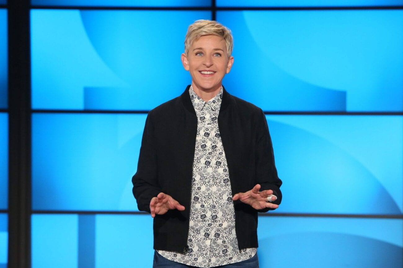 Looking for proof 'The Ellen DeGeneres Show' gives its staffers kindness too? Check out the time Ellen hired this staff member while on the air.