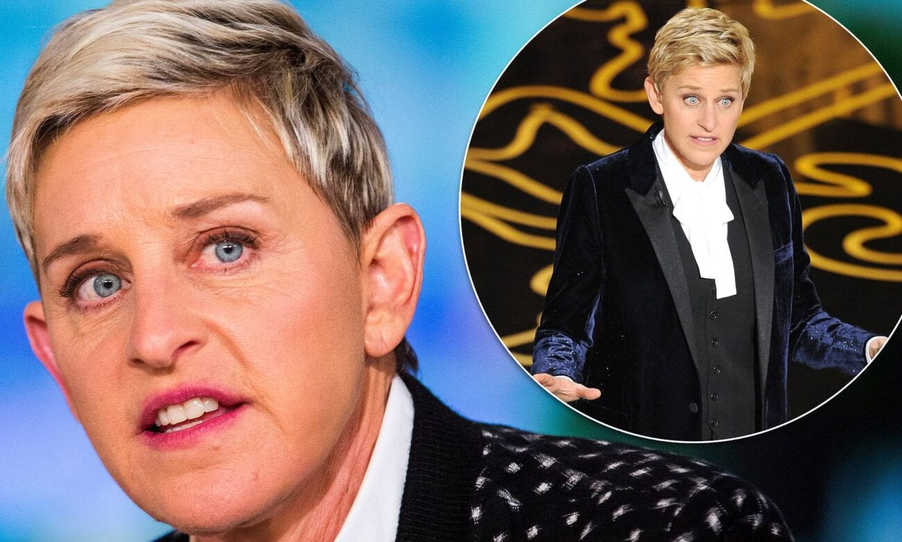 If you still can't believe Ellen DeGeneres could actually be mean, here's a story about some nail polish suggesting otherwise.