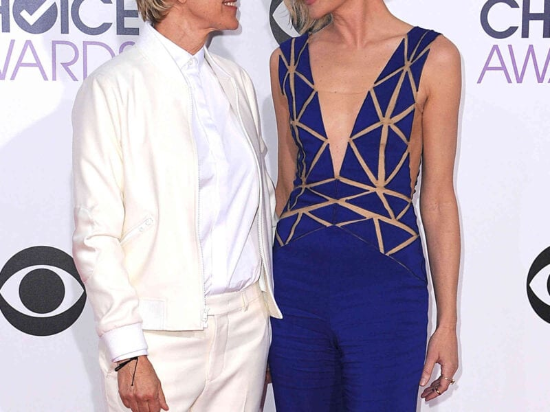 Ellen DeGeneres doesn't have a leg to stand on nowadays. Take a look at how Ellen's wife and their celebrity friends are supporting her.