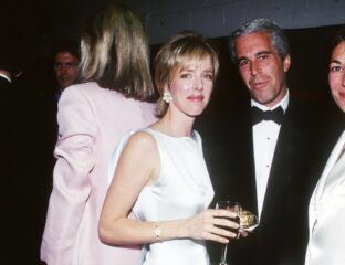 Since new documents have come out about Ghislaine Maxwell's time on Jeffrey Epstein's island, it looks like Maxwell is just as guilty as Epstein.