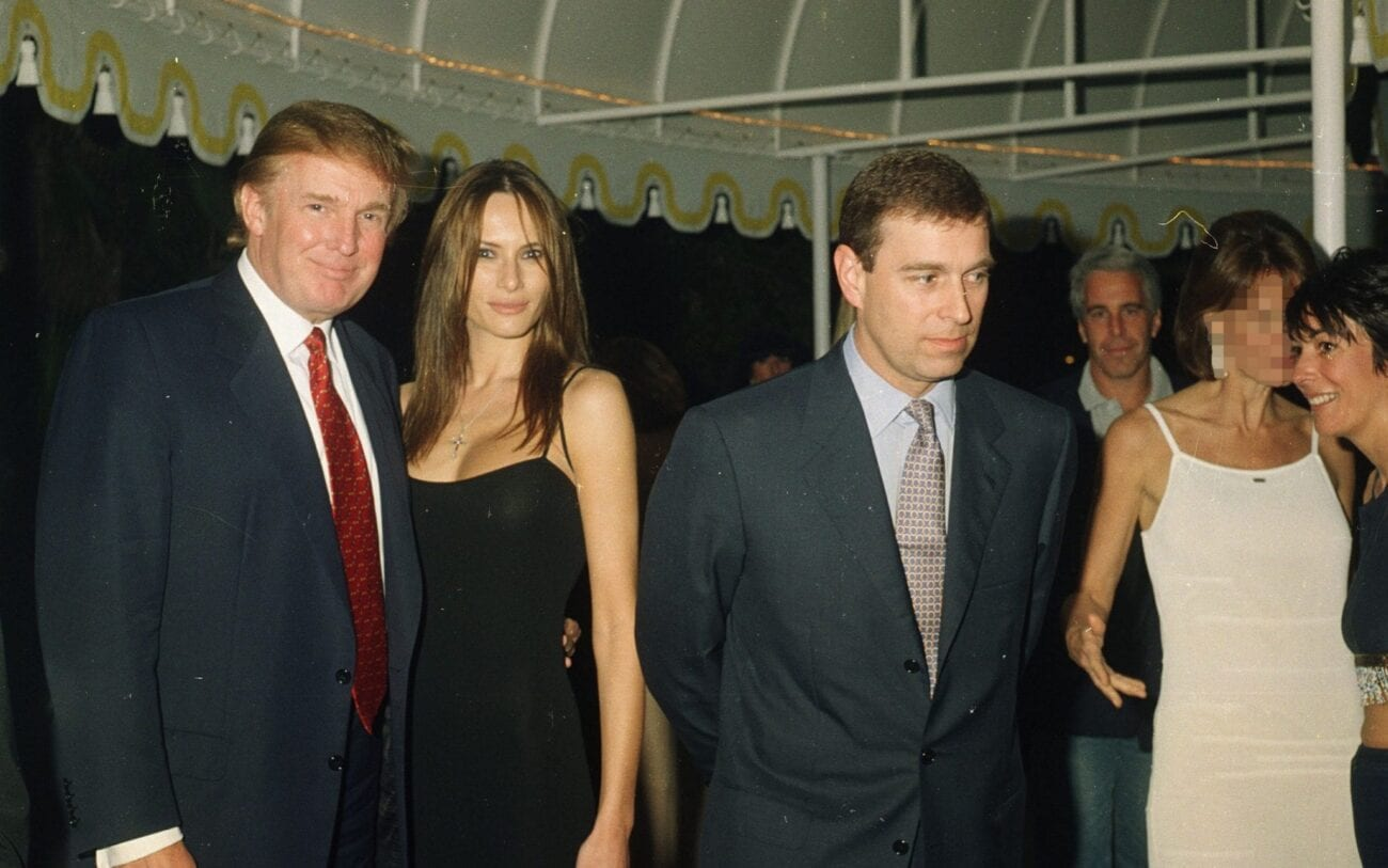 It's no secret that Ghislaine Maxwell & Jeffrey Epstein were socially linked to Donald Trump. Here's what we know about his recent comments.