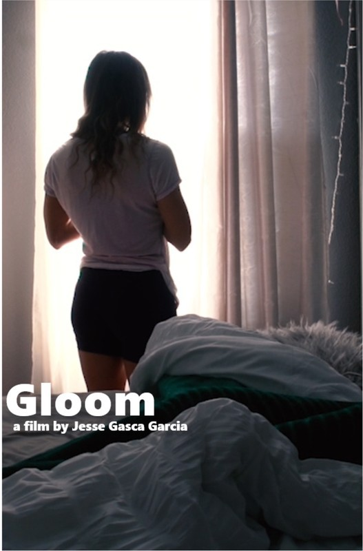 Jesse Gasca Garcia has spent plenty of time in the film world, and after his time learning from the best, he returned to direct 'Gloom'.
