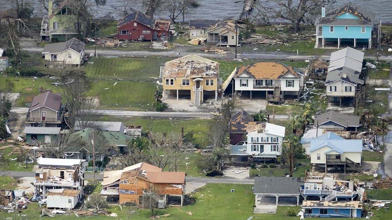 Hurricane Laura made landfall in Louisiana on Thusday, leaving devastation behind. Learn more about the biggest hurricane in the state's history.