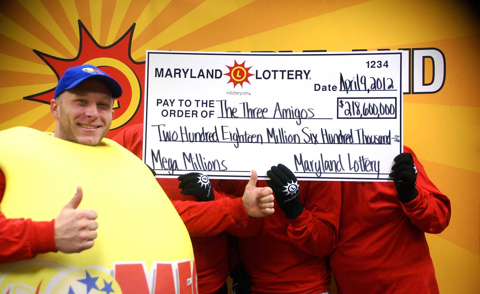 In case you thought most US lottery games were fake, here's some of the real winners of the biggest jackpots in US lottery history.