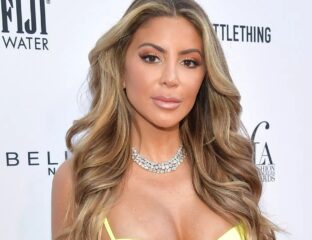 Larsa Pippen's more than reality royalty or an NBA ex-wife – she's a model & Instagram star. Here are our top picks for Larsa Pippen lewks on Instagram.