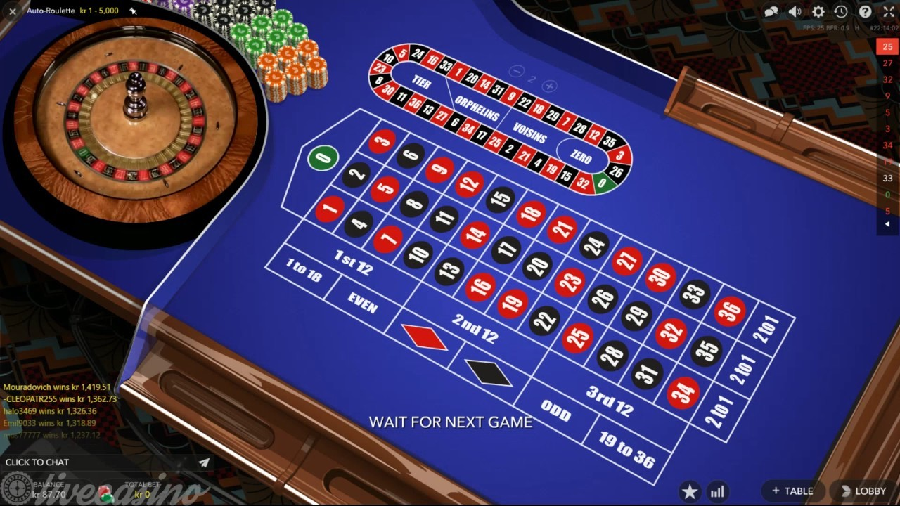 The Best Online Live Roulette Games Guide Film Daily