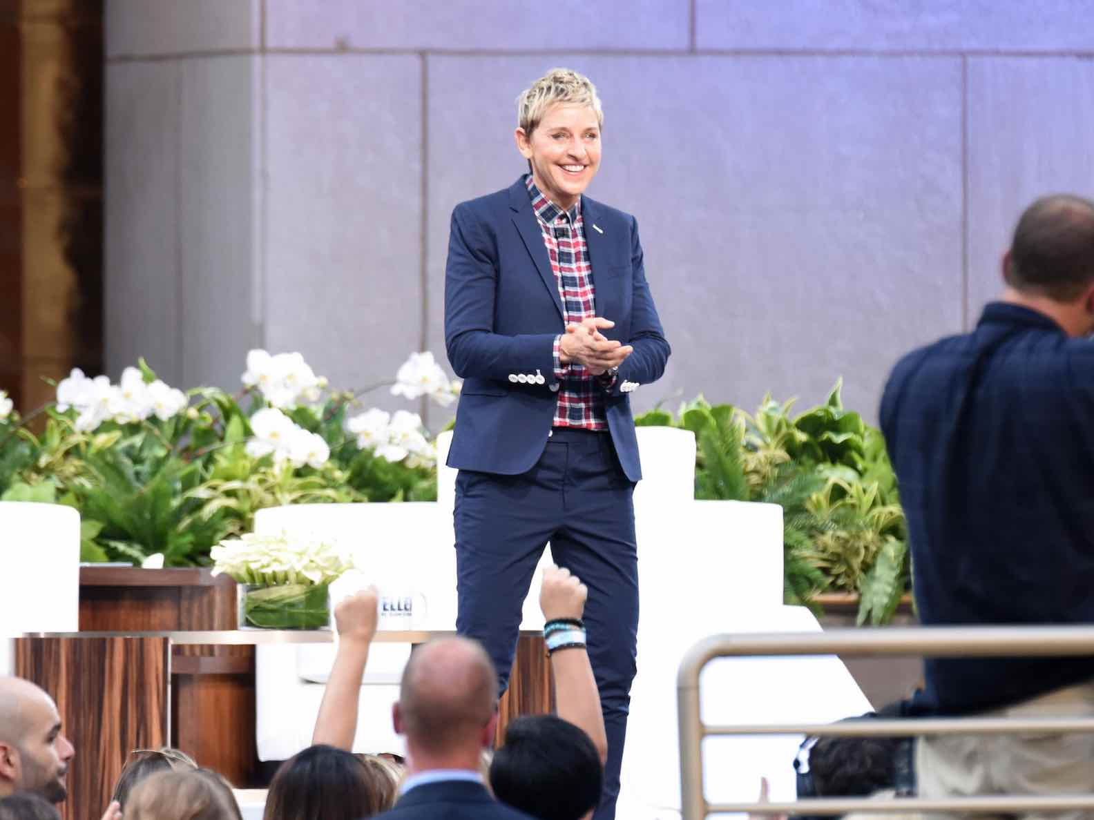 Ellen show staff to get new perks after 'toxic' workplace investigation