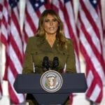 Did you watch Melania Trump at the RNC? Read what Twitter thinks about the U.S. First Lady's speech and let us know what you think!