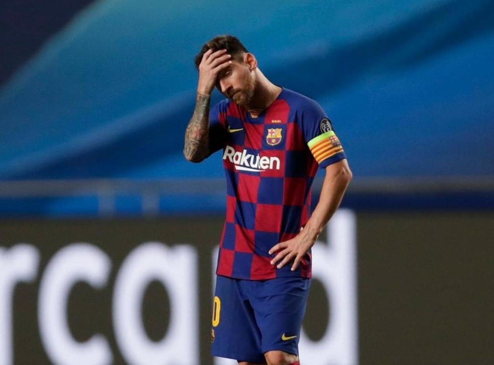 The rumors are continuing to swirl that football legend Lionel Messi is leaving FC Barcelona this year, and if he does, this is bad news for Barcelona.