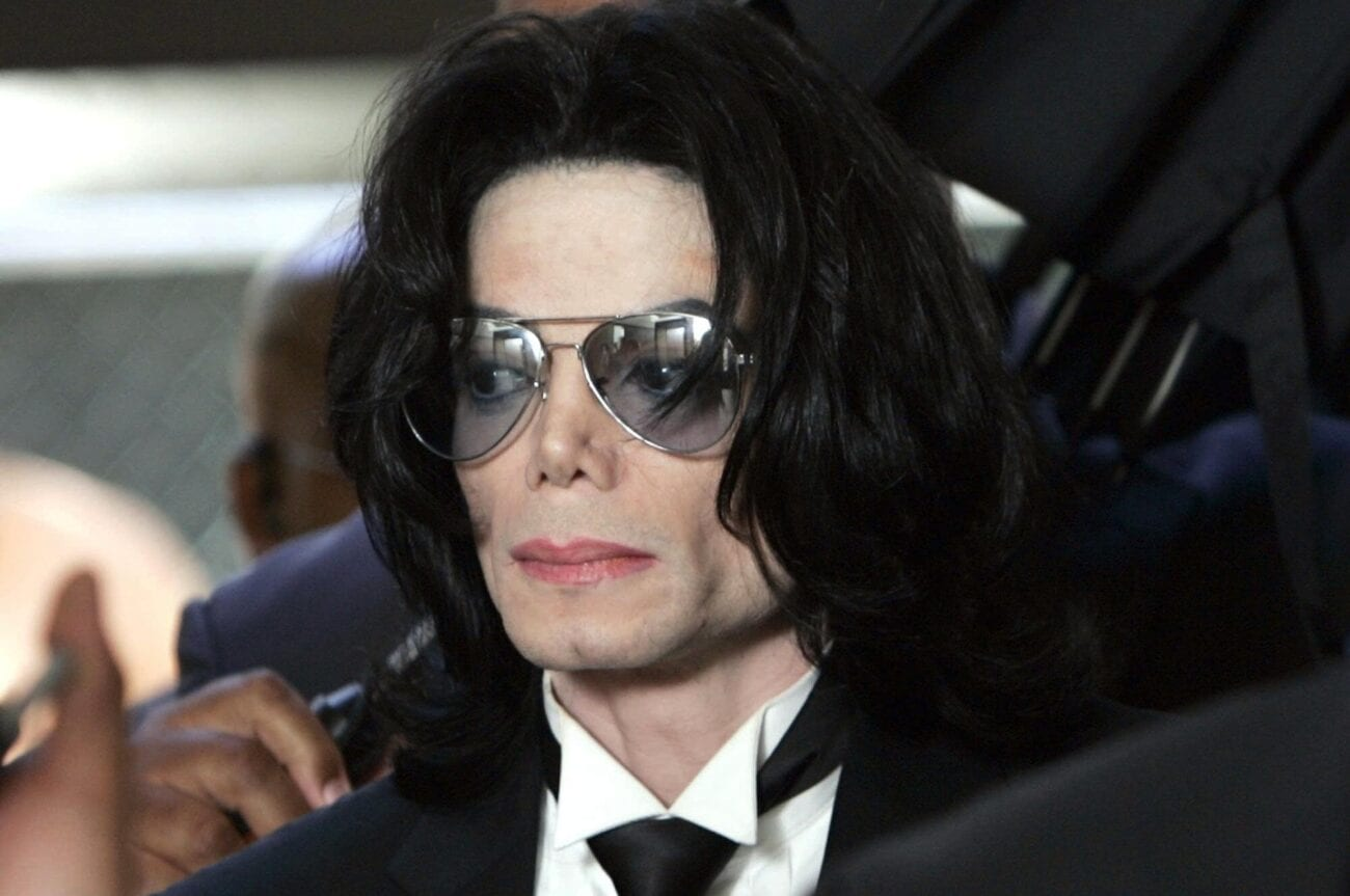 Who's bad? Michael Jackson had one of the most distinctive singing voices in pop music. What about his speaking voice? Was it faked?