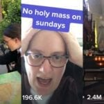 Why is everyone heading to TikTok to search for nuns? Here's all you need to know about the hilarious TikTok nuns.