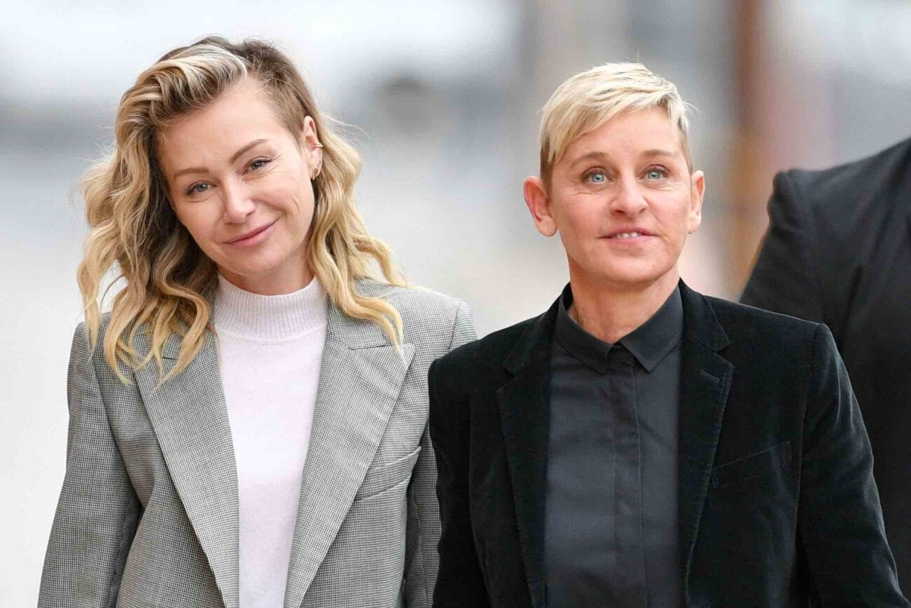 The couple with the most rumors swirling around them are Ellen DeGeneres and Portia de Rossi. Can they save their marriage? Here's what we know.
