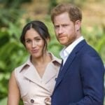 Prince Harry and Meghan Markle have moved into a multi-million dollar starter home. Here's a look inside their new mansion.