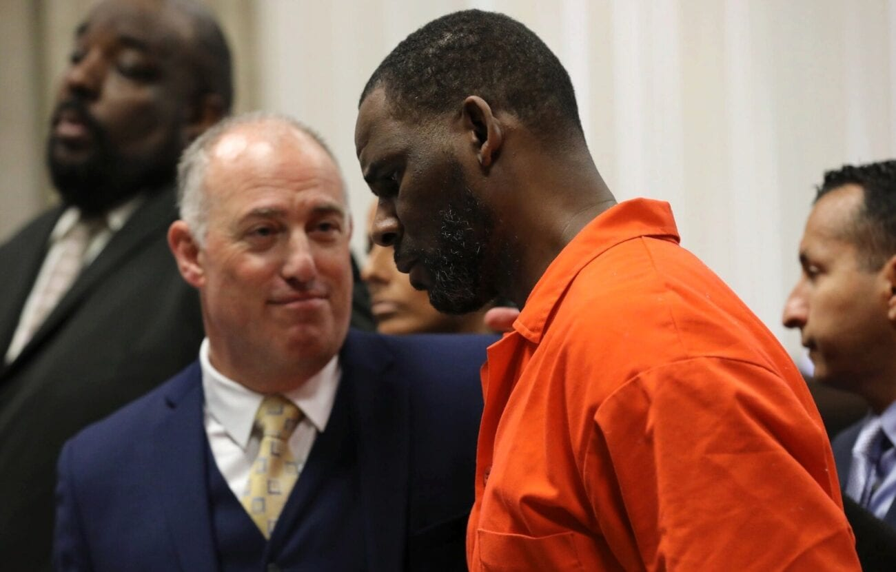From lockdowns to assaults, R. Kelly is having a tough time in prison. Discover how his lawyers are trying to get him released.