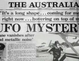 Did Frederick Valentich truly see a real UFO before mysteriously disappearing? Let's investigate the strange disappearance of Valentich.