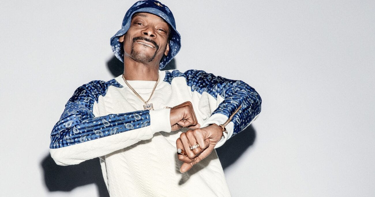 Fans of young Snoop Dogg would be shocked to see him today. Find out when and why Snoop gave up his gangsta lifestyle.