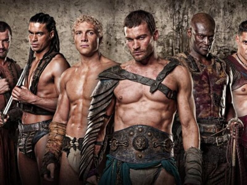 There really is nothing hotter than shirtless, sweaty men with abs in Ancient Greek outfits. Here are the hottest 'Spartacus' sex scenes.