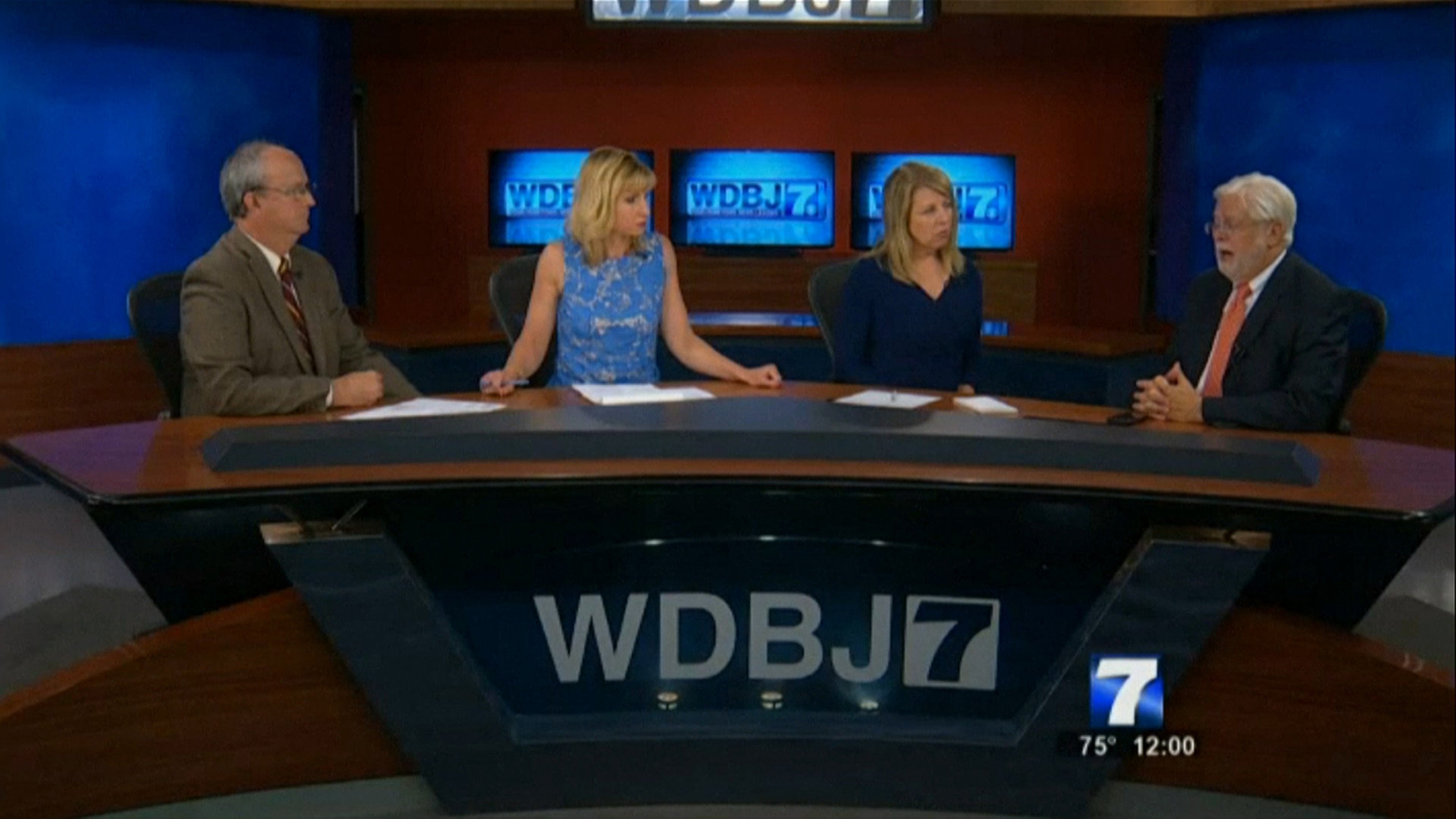 5 years ago today, the Roanoke based station WDBJ was changed forever after two reporters died in an on-air shooting. What's the news room like today?