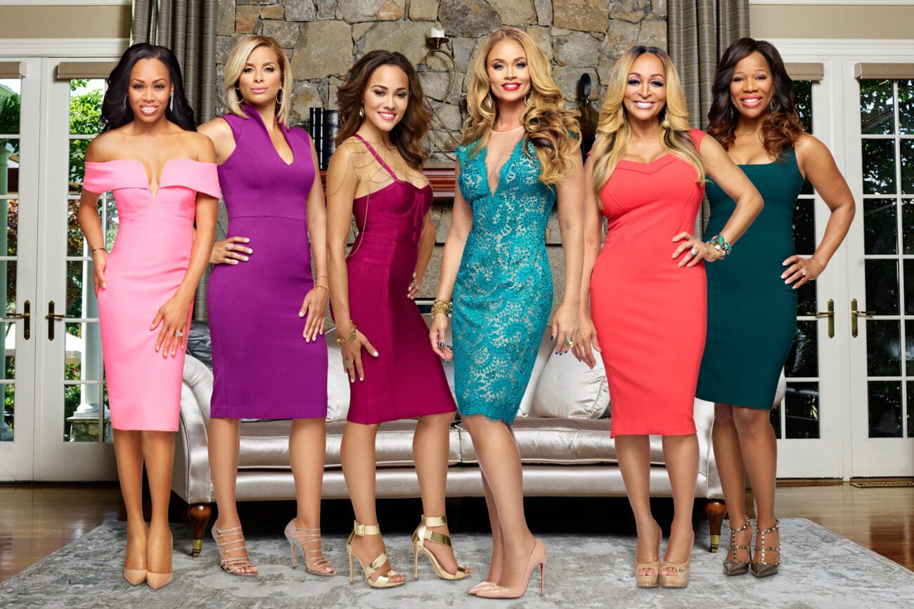 In true-to-life fashion, reality show 'The Real Housewives of the Potomac' comes out swinging. What's real and what's fake? Let's find out.
