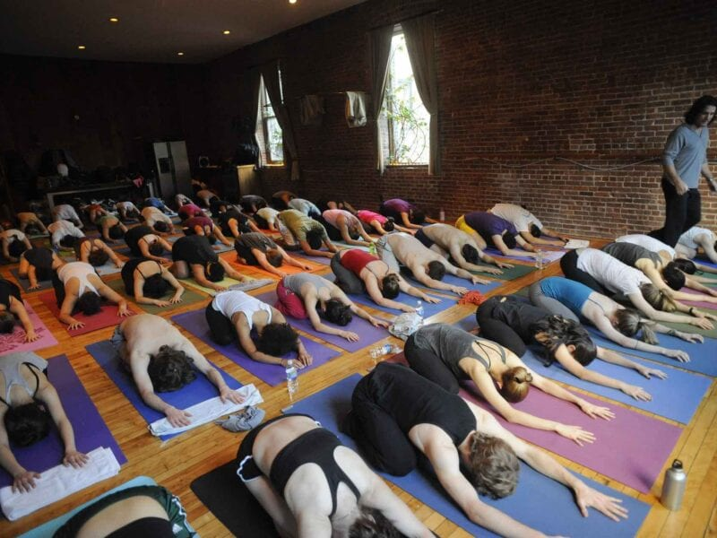 Yoga to the People was a popular chain of yoga studios, however in July they announced they were closing all locations permanently.
