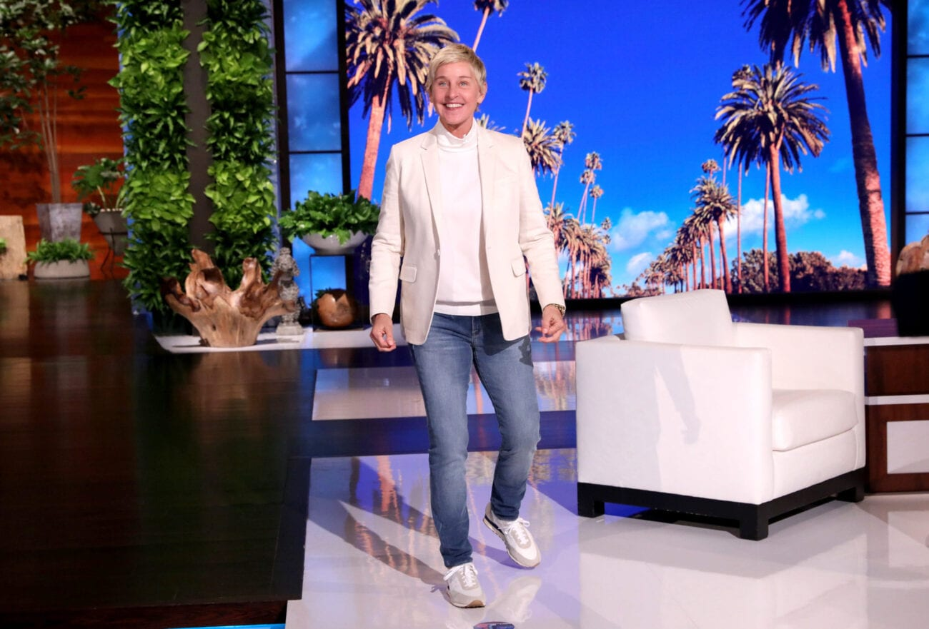 Ellen DeGeneres addresses toxic workplace allegations in first episode of new season