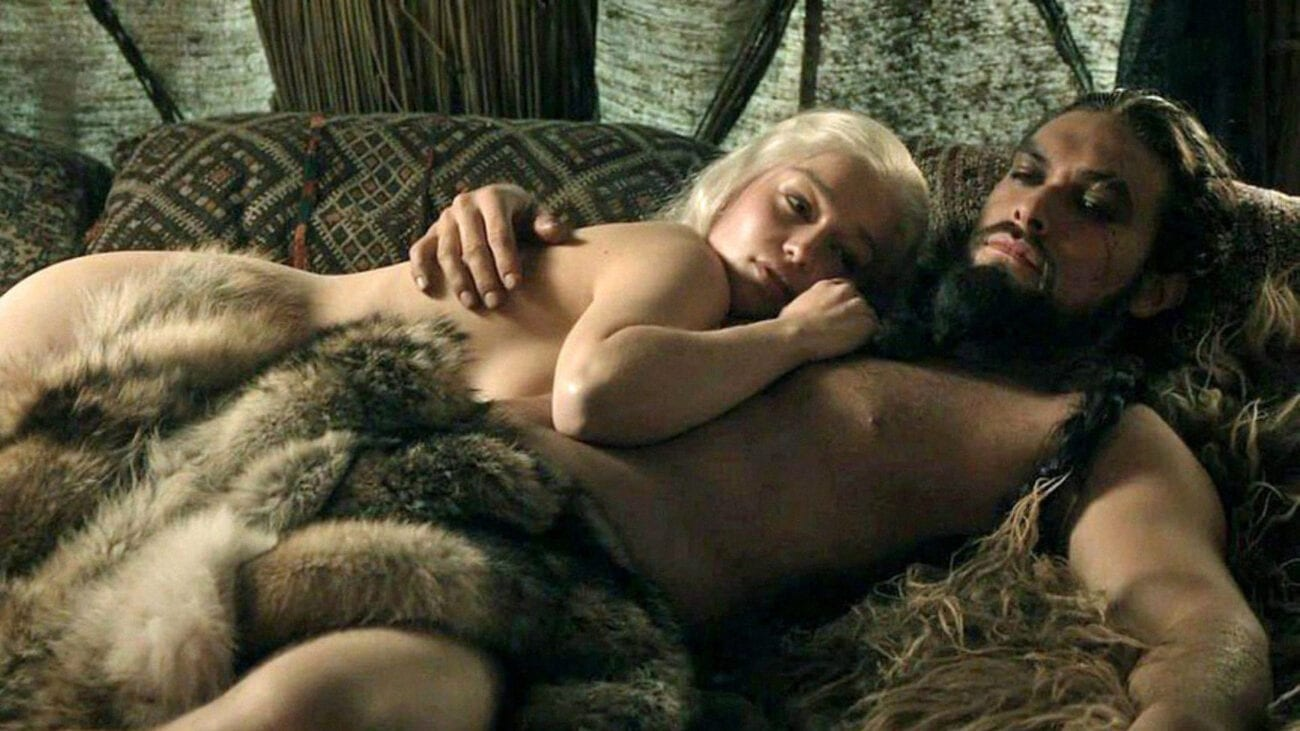 Want to reminisce about the good parts of 'Game of Thrones'? We got you. Relive the raciest sex scenes from the show with us.