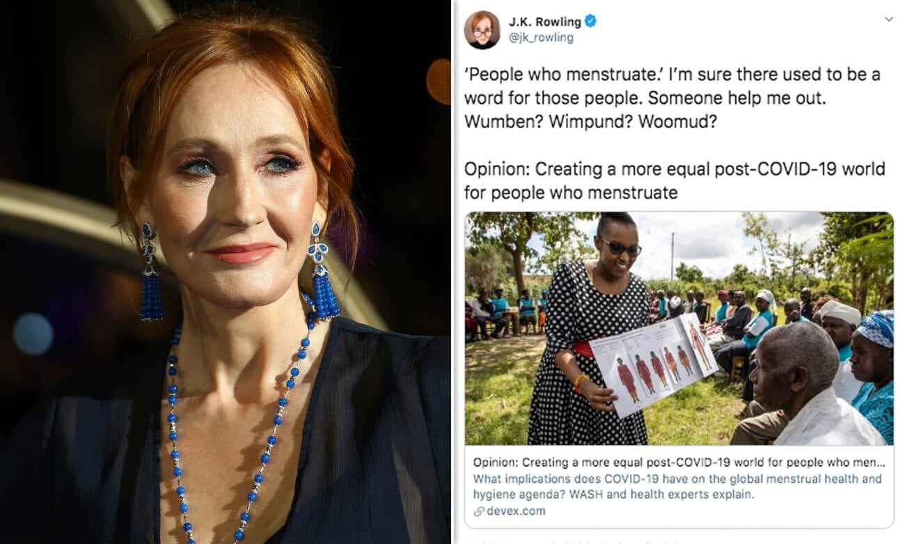 The hashtag #RIPJKRowling is trending on Twitter after JKRowling expressed transphobic opinions. Here are the reactions from upset 'Harry Potter' fans.