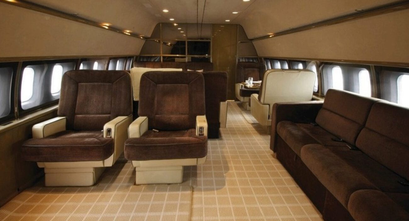 What happened to Jeffrey Epstein's infamous airplane The Lolita Express? Check out these creepy photos to get an inside look at the nefarious plane.