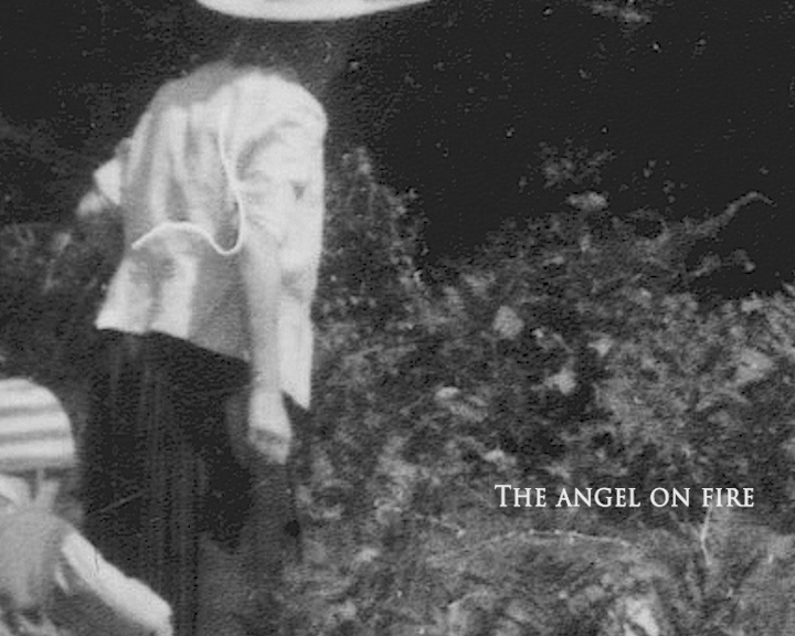 Julian Olariu is known for experimental short films, and his latest short film 'Above the Angel' is no different, tackling a difficult subject matter.
