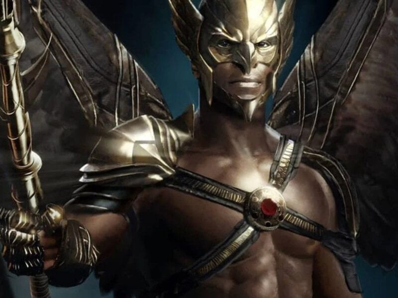 The 'Black Adam' movie has cast Aldis Hodge as Hawkman. Here's everything you'll want to know about the actor.