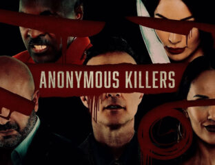 A.R. Hilton may have spent time behind bars, but that didn't stop him from becoming a film director. His first feature 'Anonymous Killers' is finally here.
